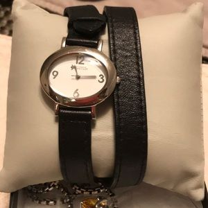 Authentic Silpada Designer Wrap Around Watch